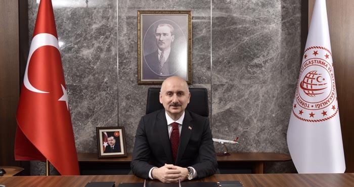 Ulaştırma ve Altyapı Bakanı Adil Karaismailoğlu Bingöl'e geliyor