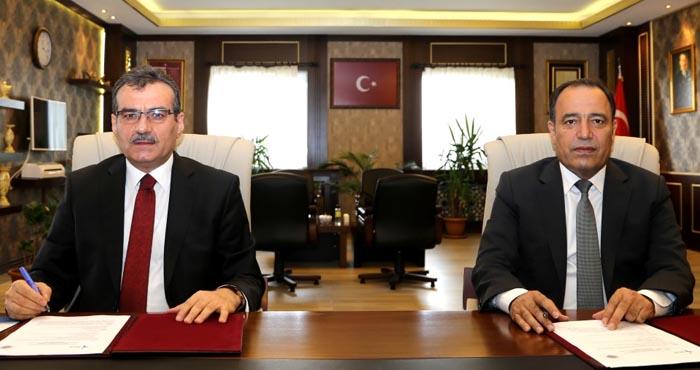 Bingöl Üniversitesi ile İŞKUR arasında akademik protokol