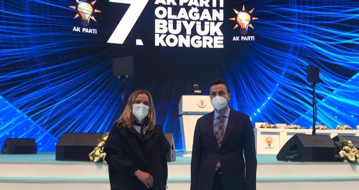 Koçakelçi, AK Parti MKYK üyeliğine seçildi