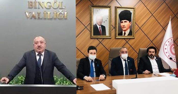 Hasan Basatemur, İl Genel Meclisi Başkanlığına tekrar seçildi