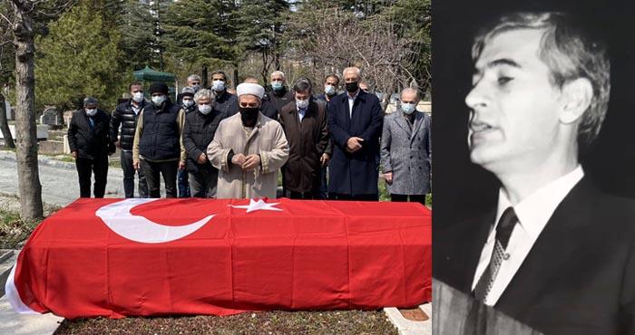 Danışma Meclisi Bingöl Üyesi Mehmet Aydar vefat etti