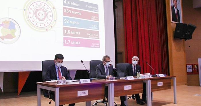 Bingöl İl Koordinasyon Kurulu 2. dönem toplantısı