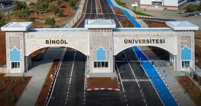 Bingöl Üniversitesinde açılacak yeni programlara YÖK'ten onay