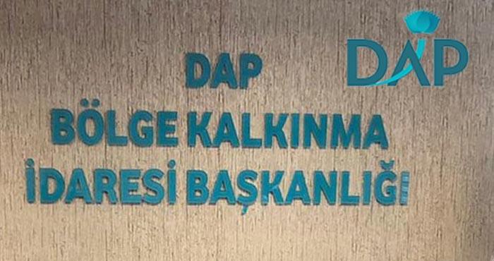 Bingöl'den DAP'a sunulan 8 proje onaylandı