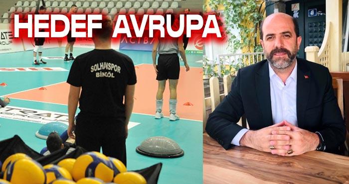 Doğu'nun Efe'si Solhanspor'da transfer çıkmazı