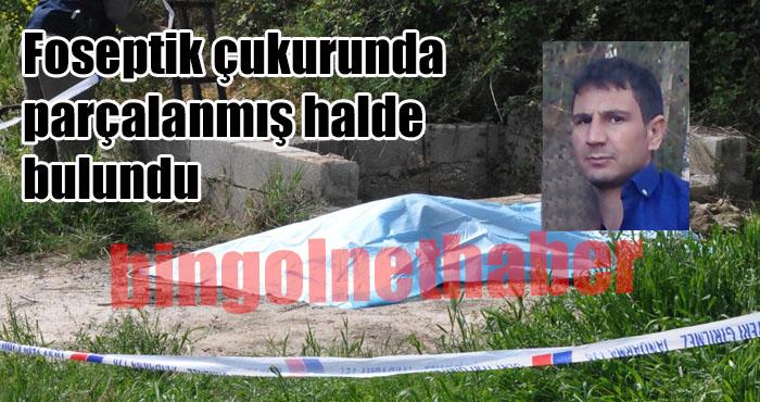 Karlıova'da korkunç cinayet