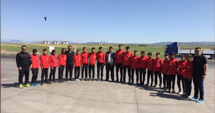 Bingöllü atletler, Gaziantep'te şampiyonluk için koşacak