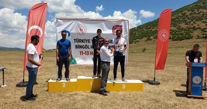 Yamaç Paraşütü Hedef Yarışmaları sona erdi