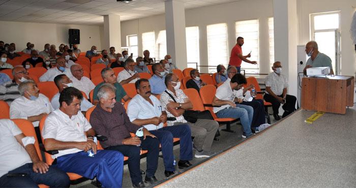 Kiğı ve Adaklı ilçelerinde kurulacak maden projesi için ÇED Toplantısı