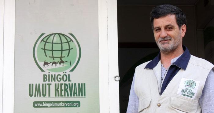 Bingöl Umut Kervanı Kurban Bayramı hazırlıklarını tamamladı