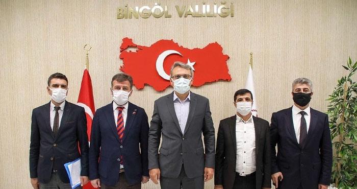 Ankara BİNYAR'dan Bingöl ziyaretleri!