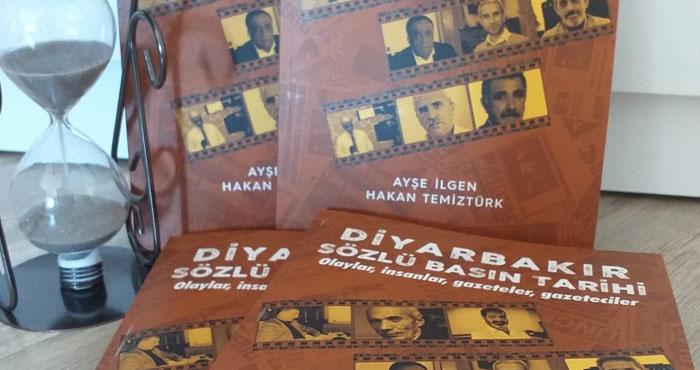 Diyarbakır Sözlü Basın Tarihi çıktı!