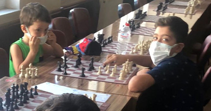 İl Birinciliği Satranç Turnuvasına davet