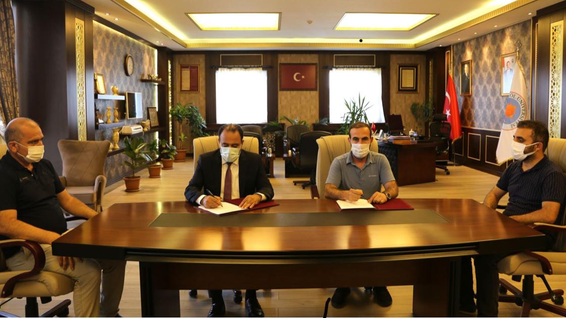 Bingöl Üniversitesi ile Uğur Gıda arasında danışmanlık sözleşmesi