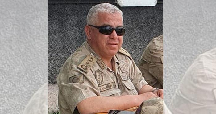Bingöl İl Jandarma Komutan Yardımcısı Kandemir, Düzce'ye atandı