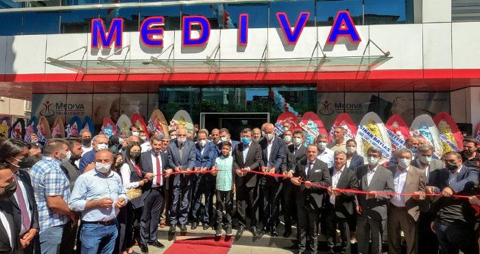 Bingöl'de Medıva Tıp Merkezi açıldı