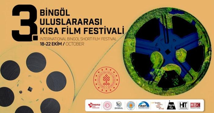 3. Bingöl Uluslararası Kısa Film Festivali